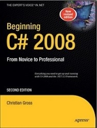 Beginning C# 2008: From Novice to Professional