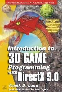 Введение в программирование трехмерных игр с DirectX 9.0