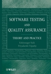 Software Testing and Quality Assurance: Theory and Practice