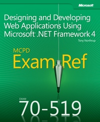 Designing and Developing Web Applications Using Microsoft® .NET Framework 4