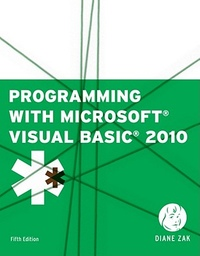 Programming with Microsoft Visual Basic 0010