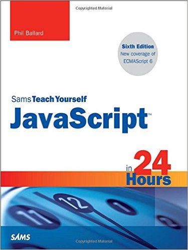 JavaScript in 24 Hours